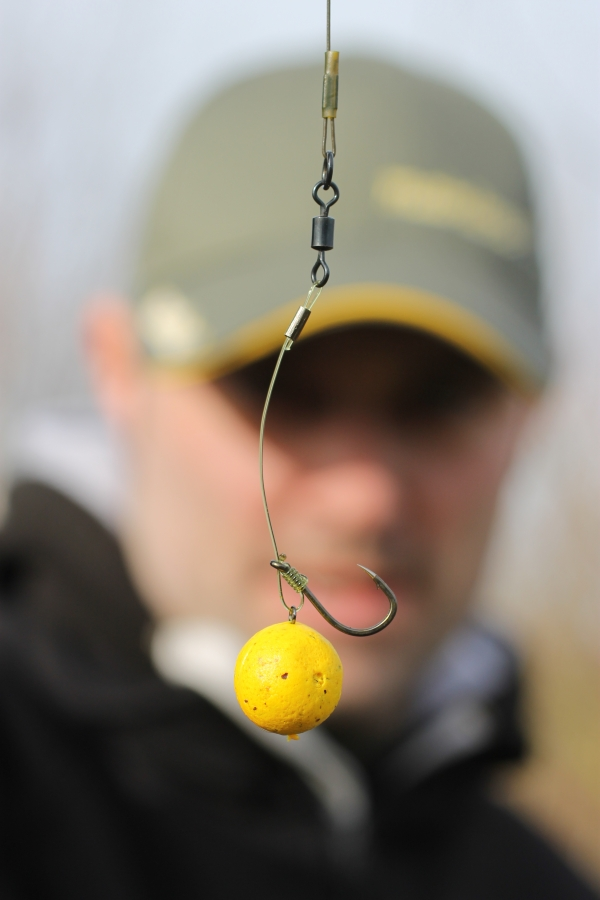 The Hinged stiff rig has accounted for the vast majority of my captures in the last three years