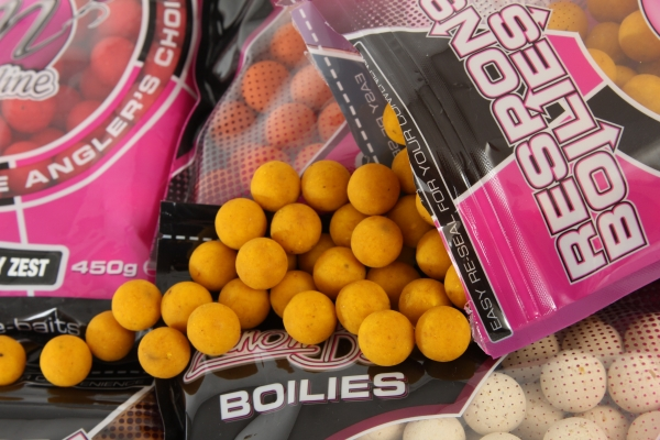 Re-sealable packaging will help maintain the freshness of shelflife baits