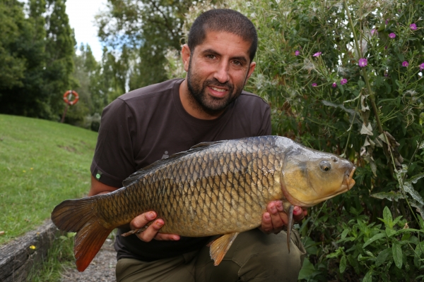 The biggest benefit of fishing Balanced Wafters – catching more fish!