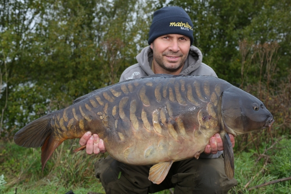 Fish like this in winter are all the motivation you need