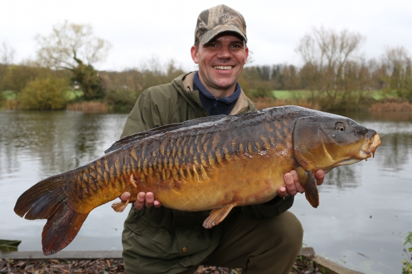 There's some cracking fishing to be had once the banks are quieter through the colder months