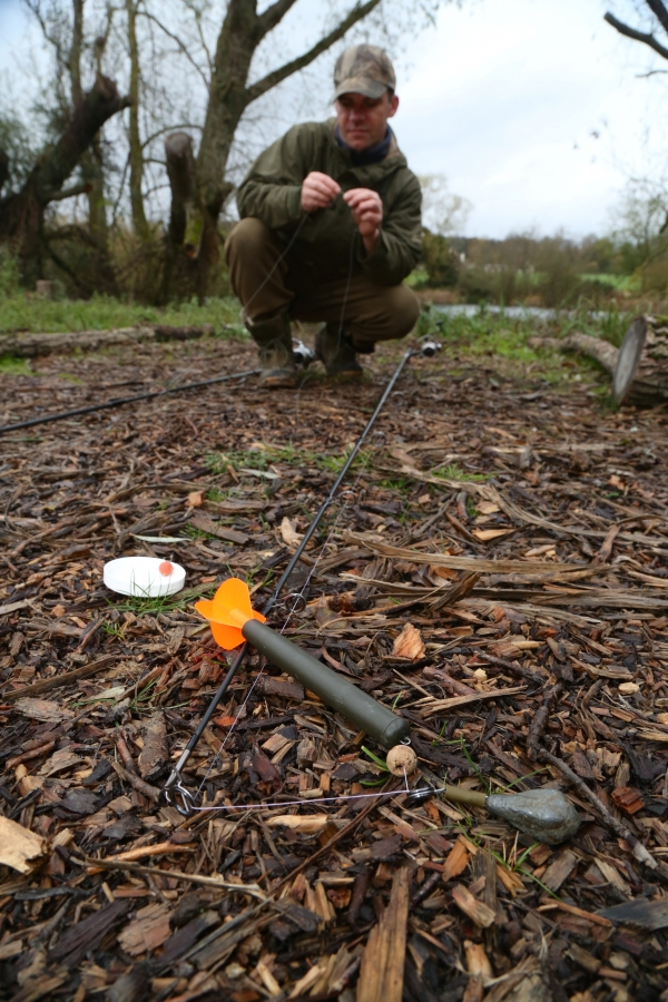 The fish can often be located near the surface bring Zig Rigs into play