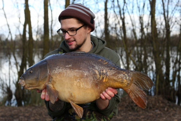 You can catch plenty of these at Thorp Lea