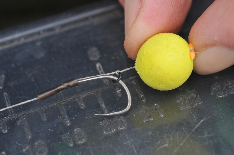 how to work a tube bait