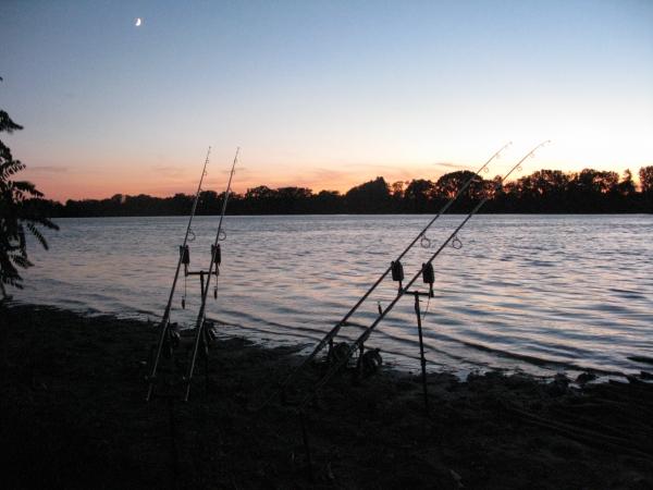 Big River Fishing!