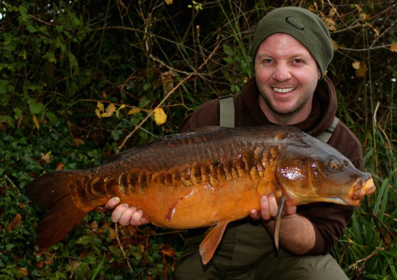 A lovely old linear
