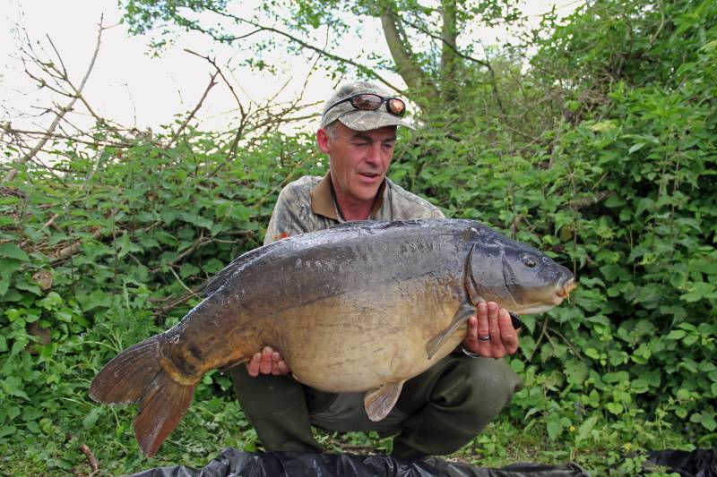 One of a brace of Burghfield forties