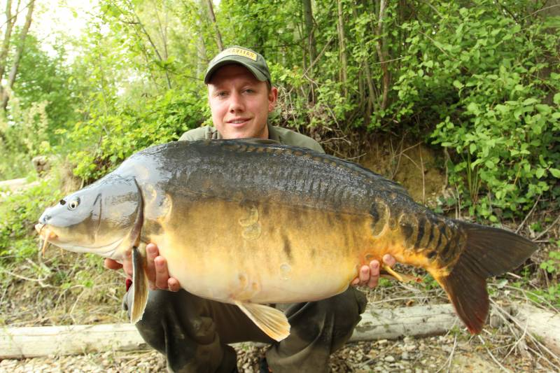 38lb 9oz on the Essential Cell