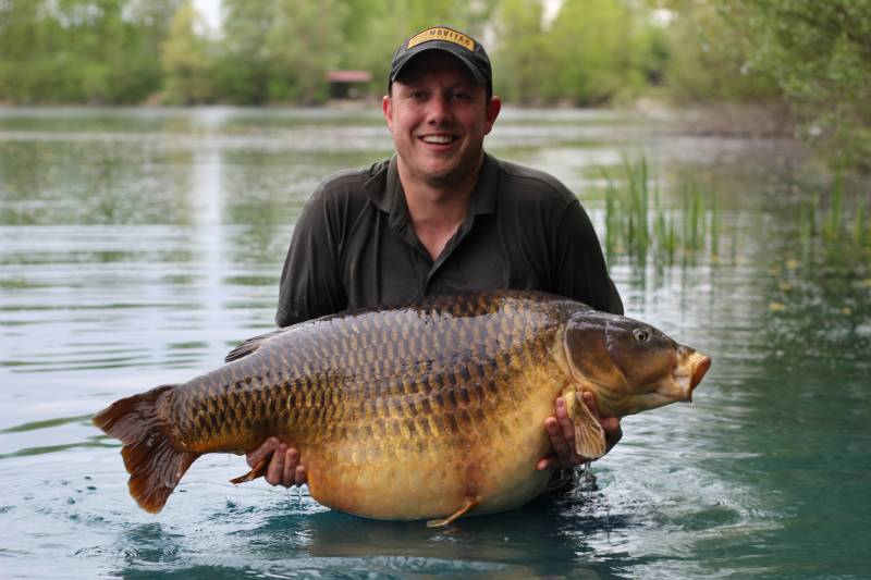 Wow! 60lb Essential Cell PB!