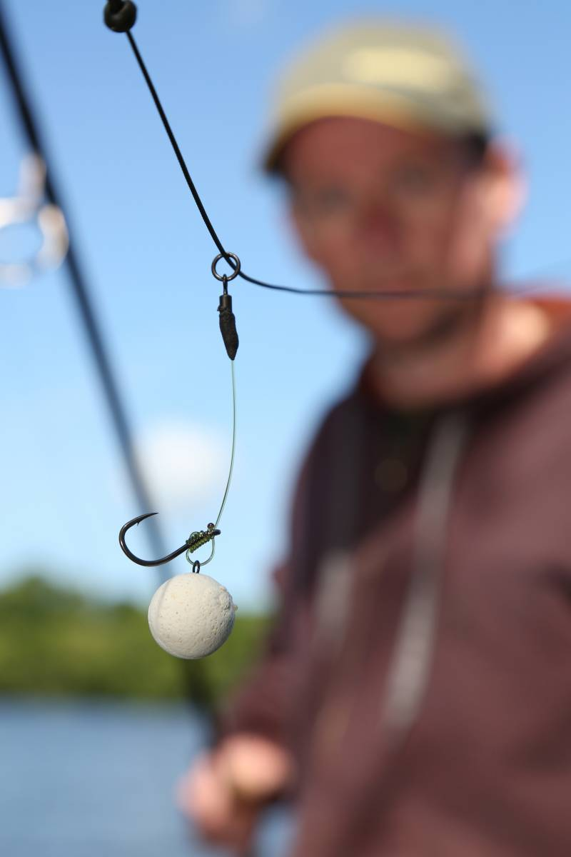The Chod Rig has its place for fishing in weed, but it does have its drawbacks
