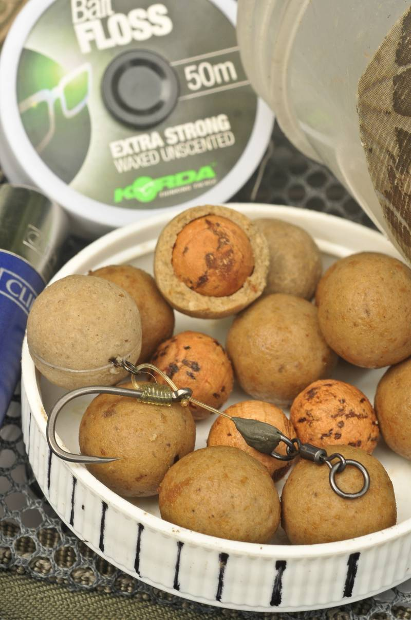 Pop-ups not only allow you present a bait effectively almost anywhere but they can also be used to single out bigger fish