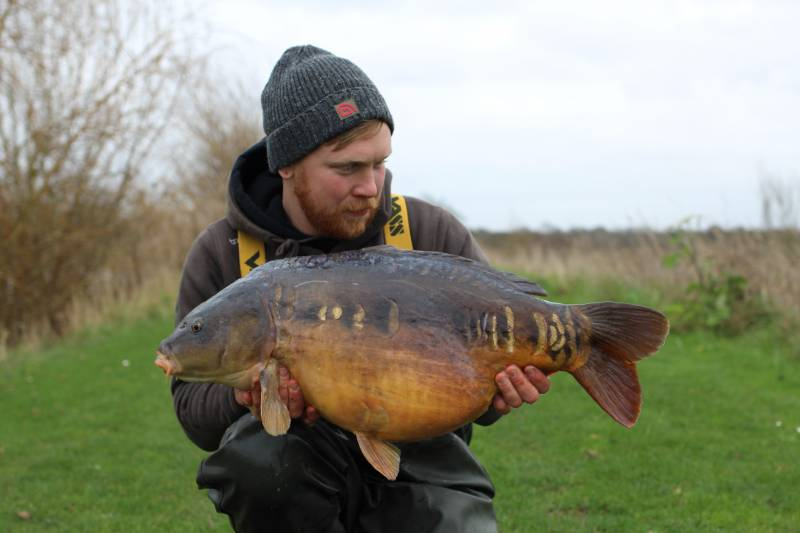 Attractive, digestible baits are key to winter fishing