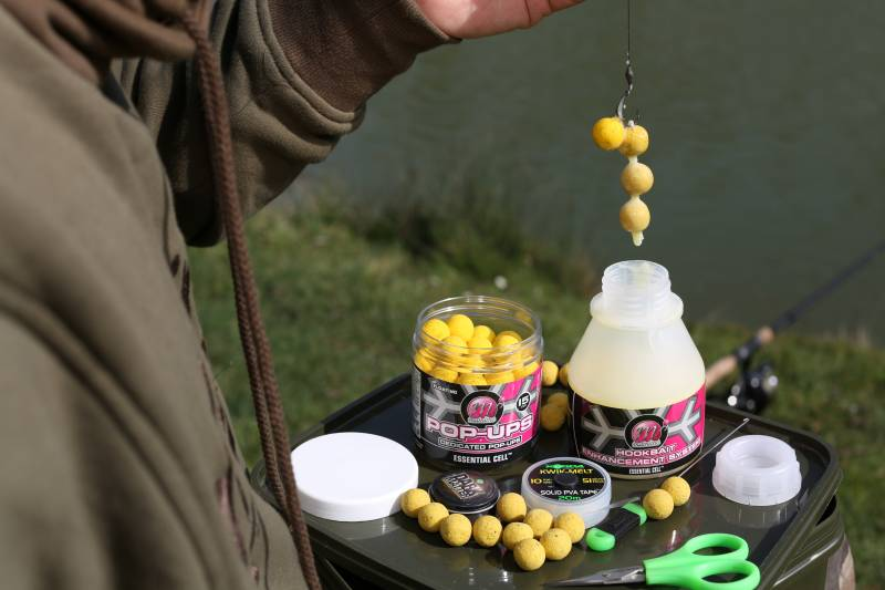 The Hookbait Enhancement System is a quick and easy way to boost the attract of your hookbait
