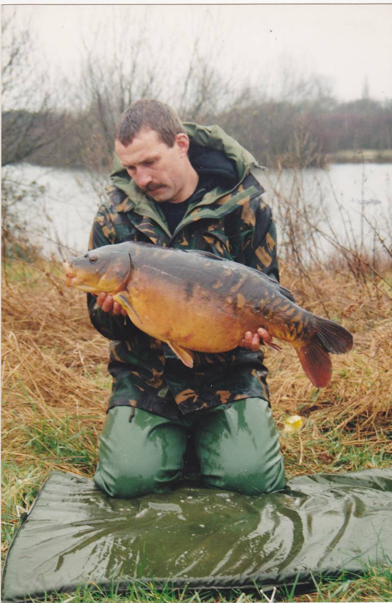One of eleven fish to just over 30lb the first time I used the Grange!