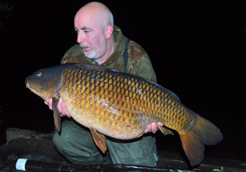 Another UK PB - a 29lb common this time