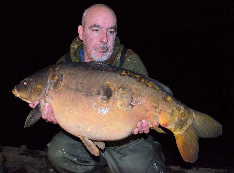 A scaley Quarry mirror