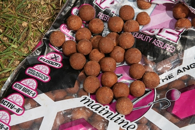 Fusion Boilies  My Number One Choice