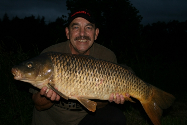 First blood on the CELL with this 22lb common