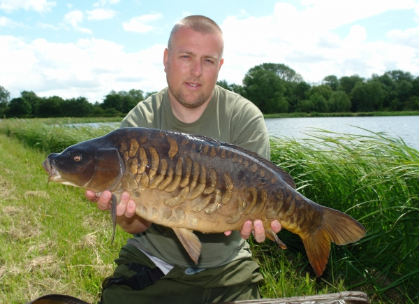 First Blood - A stunning mid double mirror