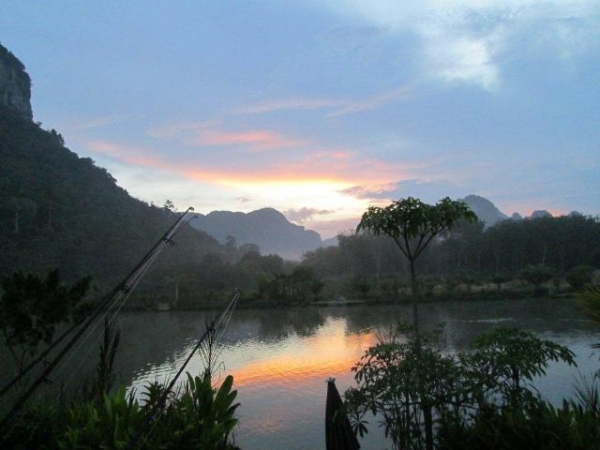Sunrise -  First morning