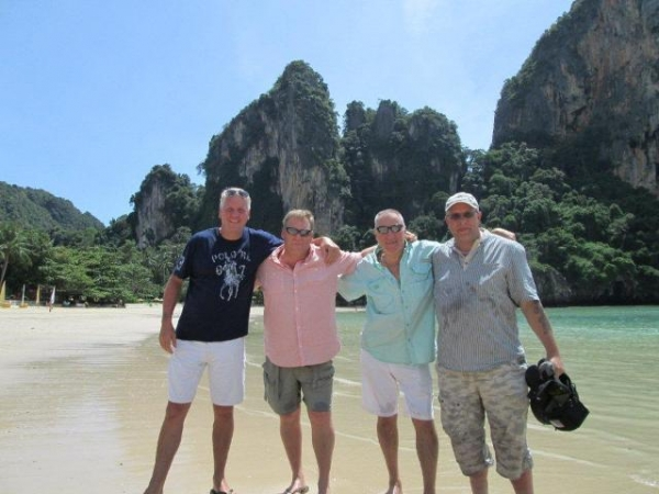 What a truly amazing fishing holiday we all had!