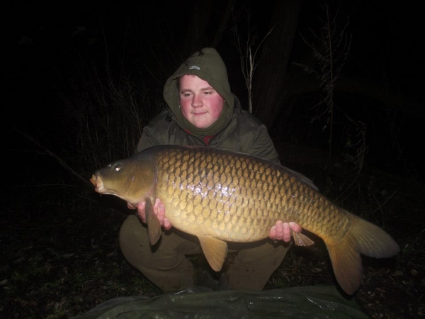 A recent Christmas 2012 stunner caught in extreme winter conditions on the ever faithful Clockwork Orange pop-ups!