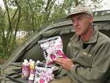 How To Air-Dry And Rehydrate Your Freezer Bait With Dave Lane