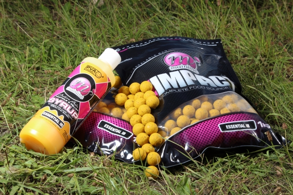 They loved the Mainline boilies