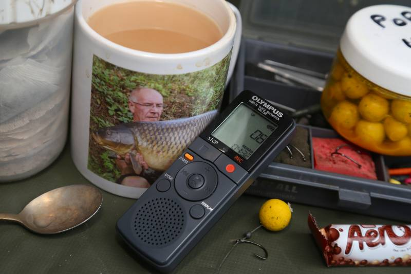 Tea, rigs and Kenny Dorset – let the interview begin