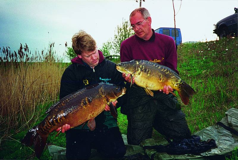 Back in the day with Kev Knight