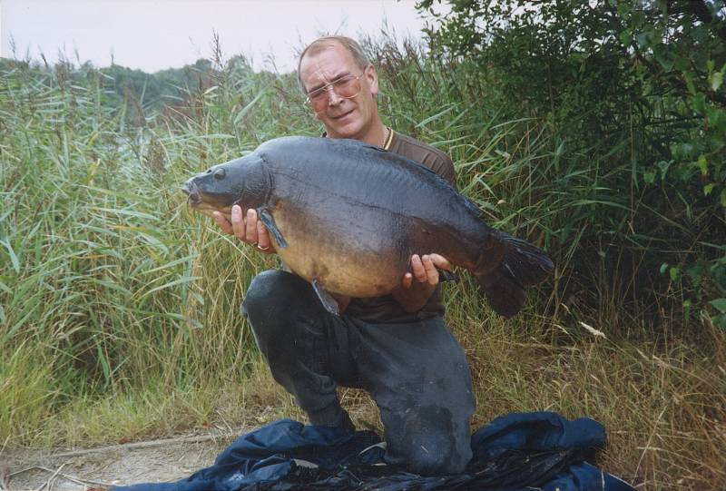 1990: My first encounter with what was to be the Little Grange biggie at 33lb 12oz