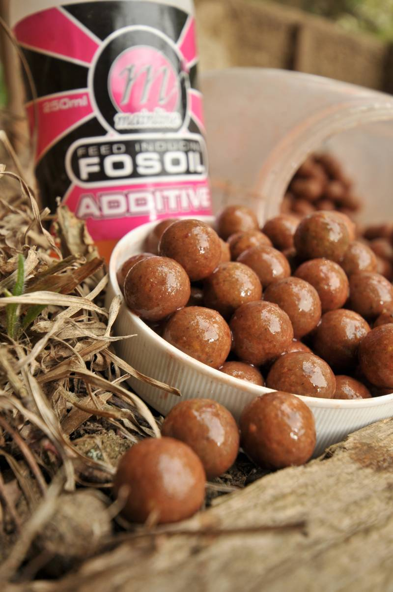 Liquid attractors can completely transform the appeal of your freebies, and oil will harden the baits too