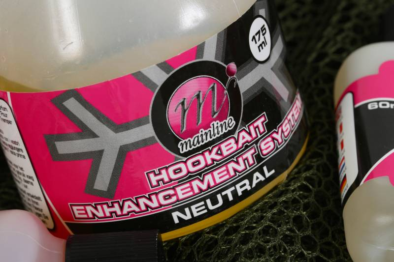 The Neutral Hookbait Enhancement System can easily be customised with any flavour of your choice