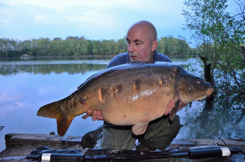 32lb 12oz! A new UK PB!