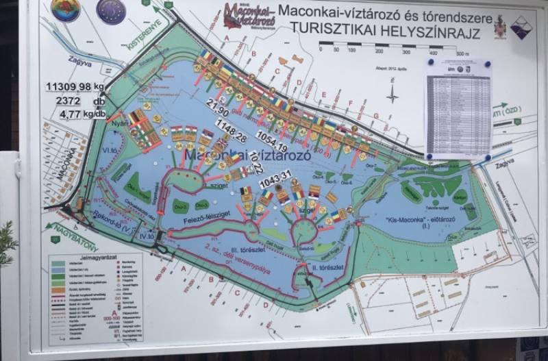 Lake Maconka