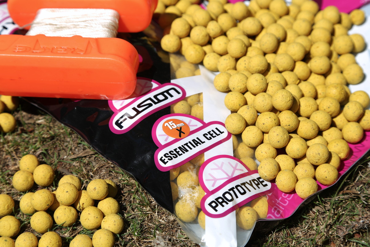 Essential Cell boilies have been a big part of my approach