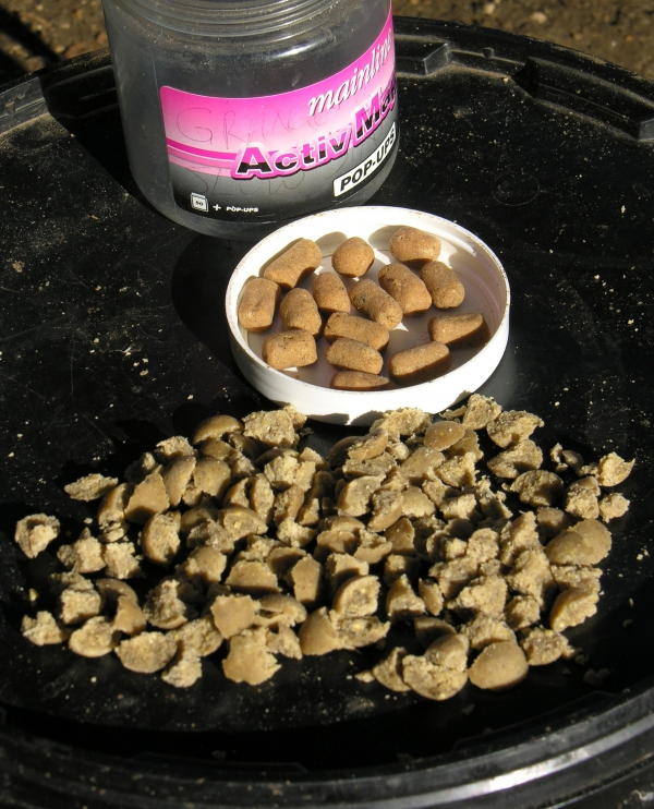 All of the Mainline baits that I have used have been very effective as chops.