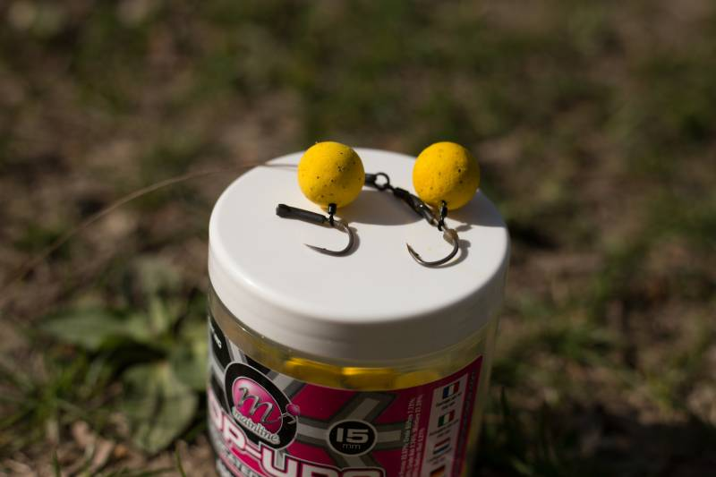 Essential Cell pop-ups and my favourite Spinner Rigs