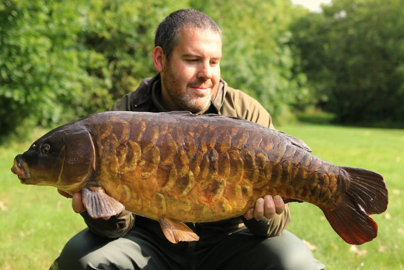 A cracking Stoneacre fully scaled mirror