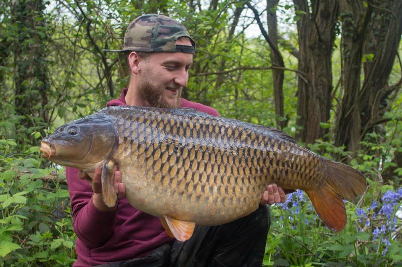 A Spinner Rig fished over Essential Cell along with paying attention to the simple practices and consistent element within my approach led to this Sandhurst forty!