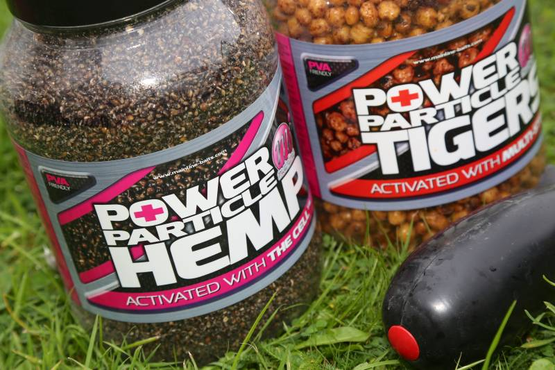 Hemp is probably where most start with particles but it does not end there...