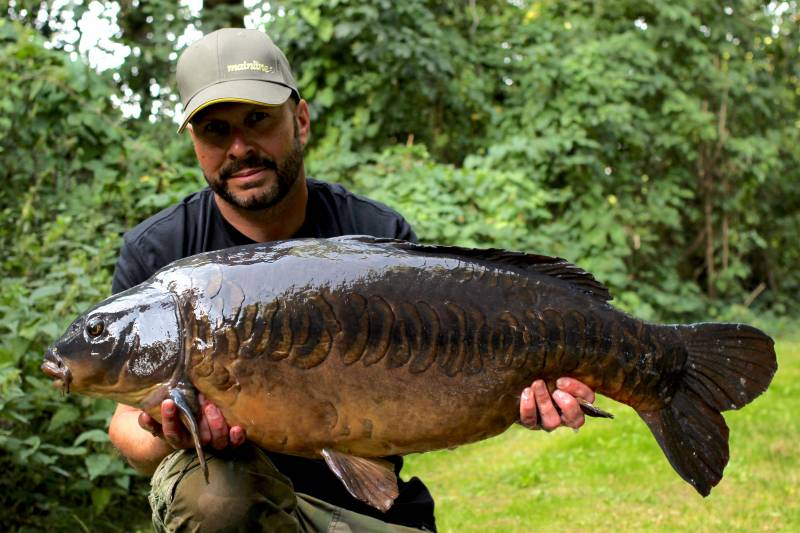 A piece of carping history The Woodcarving