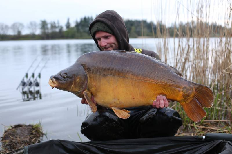 A spring capture where using the right hookbait presentation was vital