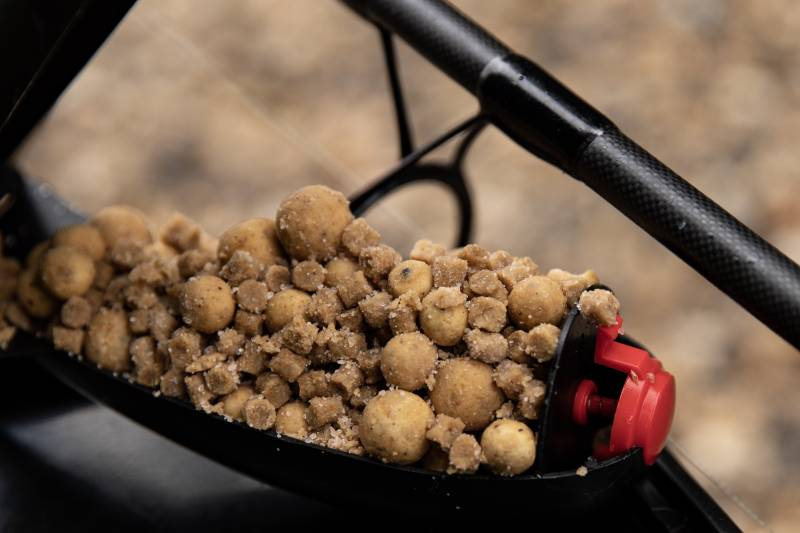 Liquid boosted Cell boilies and Response Pellets with added salt it is a winner!