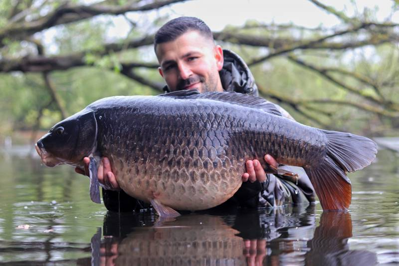 New lake recored common