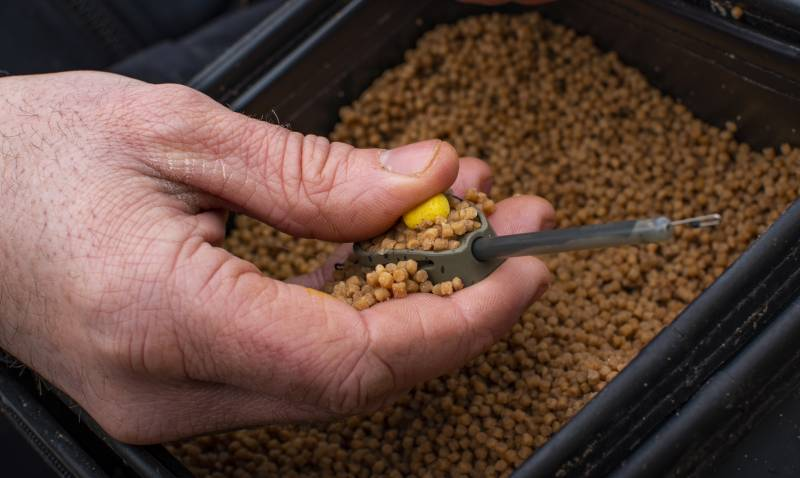 The 2mm Cell Pellets make an incredible feed when soaked for placing on a Method or Hybrid Feeder