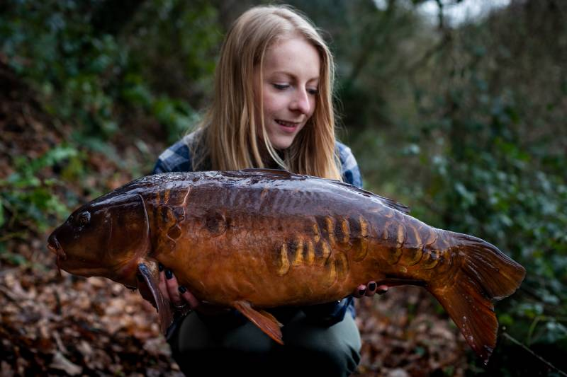 : The Old Mill carp just get that little bit better in winter