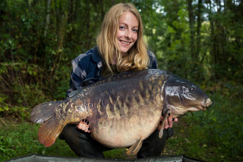 45lb 6oz! My PB had been smashed and my mind blown!