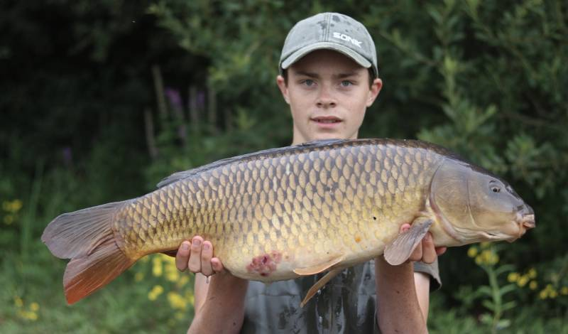 Another Cheshire carp from back in 2018!