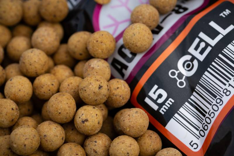 If I can keep bait going in on a spot I will and Cell is ideally suited to a winter campaign